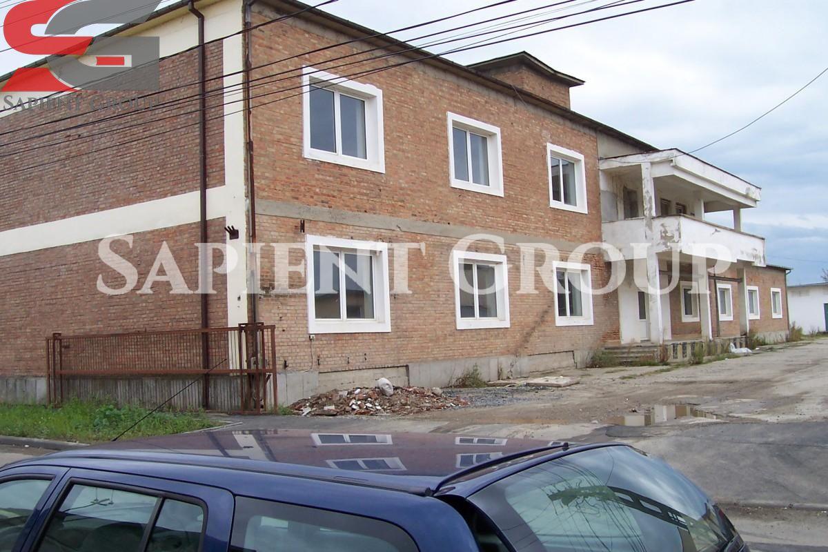 Depozit / Hala de vanzare, Hunedoara (judet), Dorobanți - Foto 1