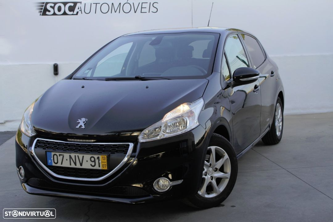 Peugeot 208 1.4 HDi Active - 17