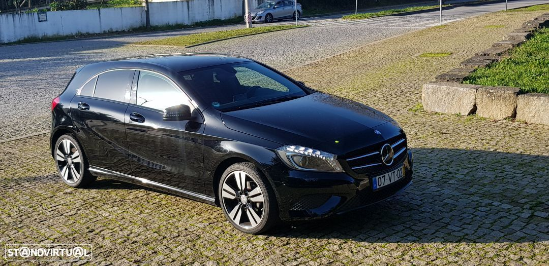 Mercedes-Benz A 180 CDI Urban Pack Night - 1