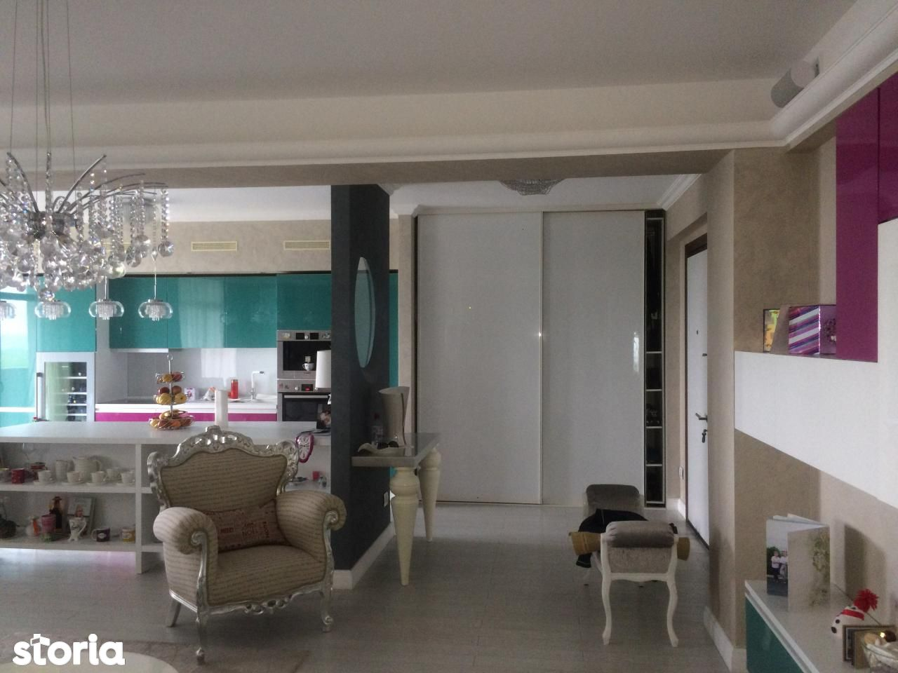 Apartament de inchiriat, Constanța (judet), Mamaia-Sat - Foto 2