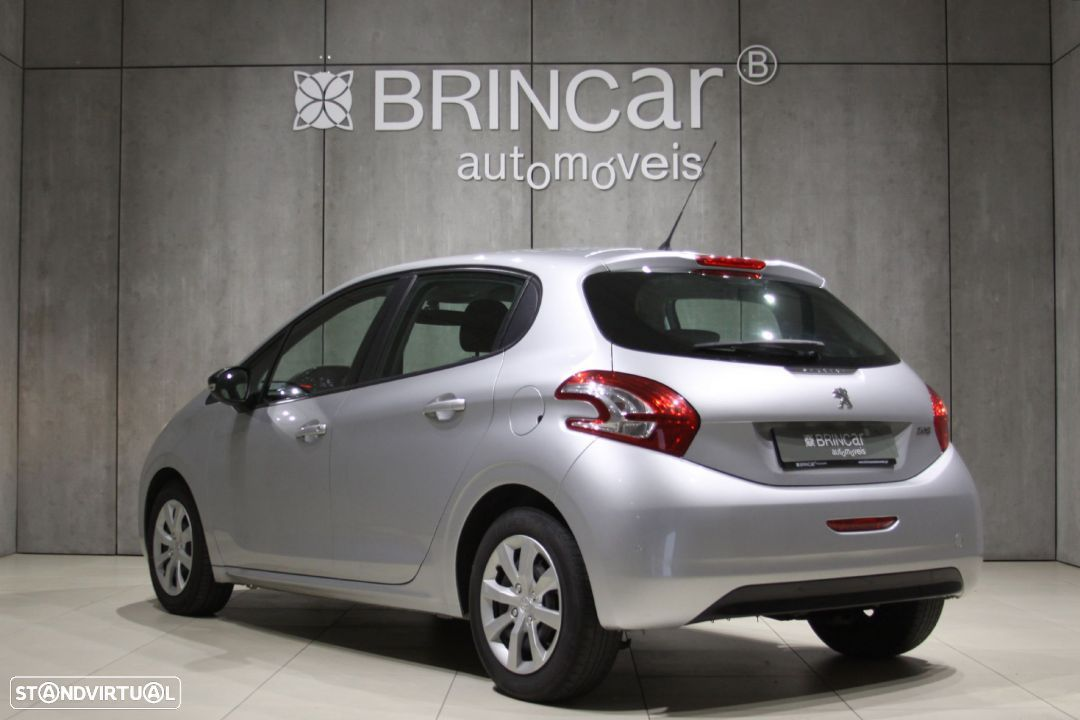 Peugeot 208 1.4HDi Active - 8