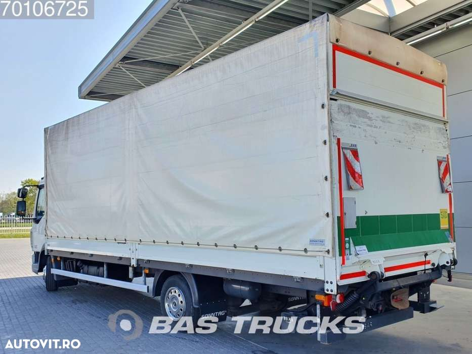 DAF LF 250 4X2 Manual Ladebordwand Navi Euro 6 - 2