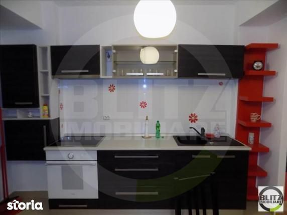 Apartament de inchiriat, Cluj (judet), Strada Ștefan Luchian - Foto 6