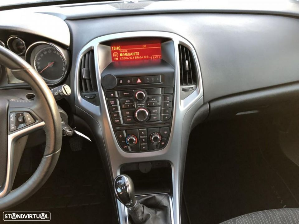 Opel Astra Sports Tourer 1.6 CDTi Selection S/S - 28