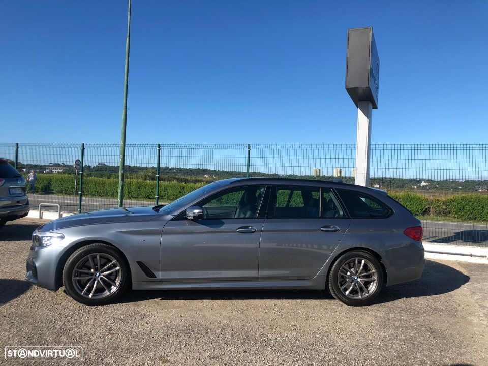 BMW 520 d Touring Pack M - 1