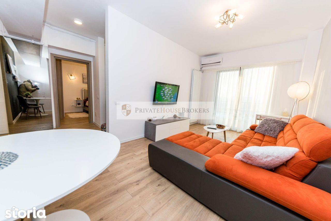 Apartament de inchiriat, București (judet), Strada Gheorghe Ranetti - Foto 10