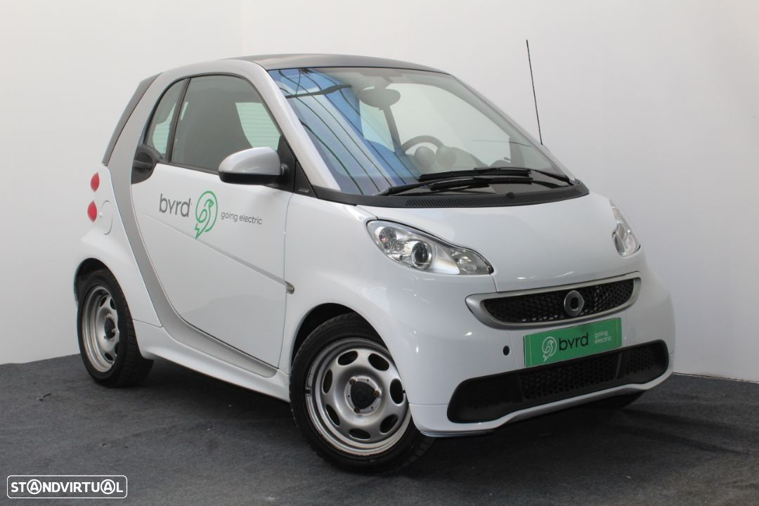 Smart ForTwo Electric Drive - 4