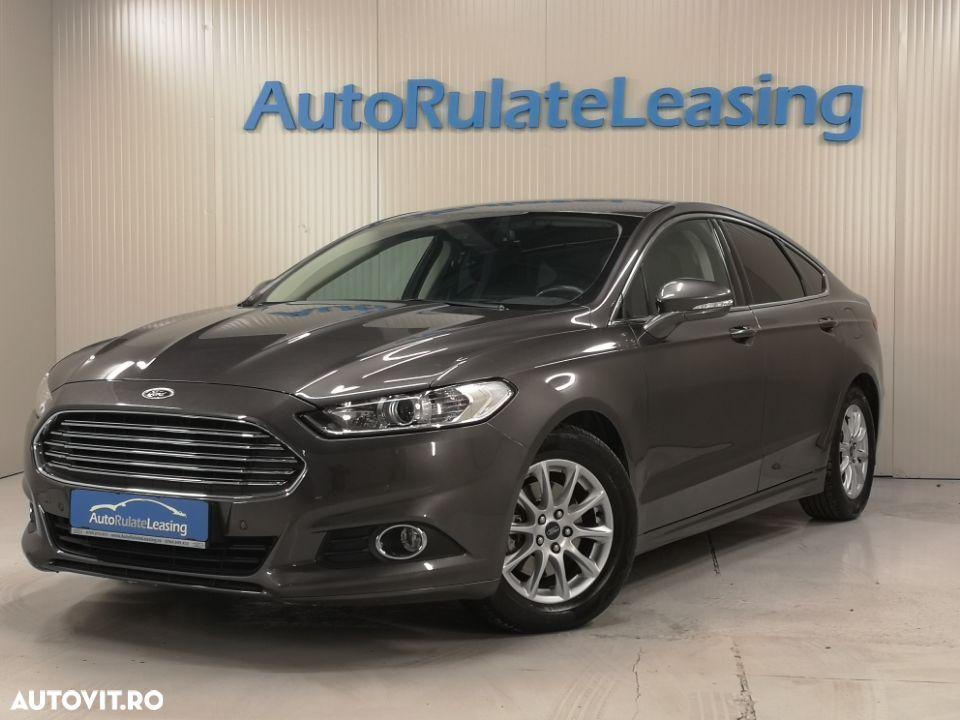 Ford Mondeo Mk5 - 26