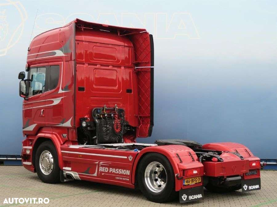 Scania R580 4x2MNB V8 Red Passion - 3