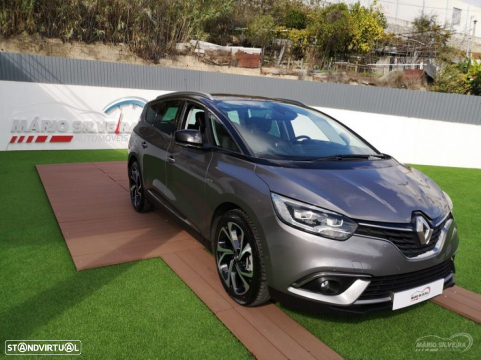 Renault Grand Scénic 1.5 dCi Bose Edition SS - 1