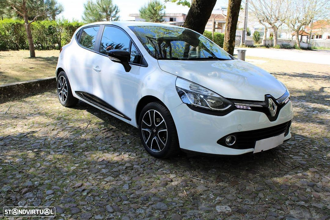 Renault Clio dci Dynamic - 1