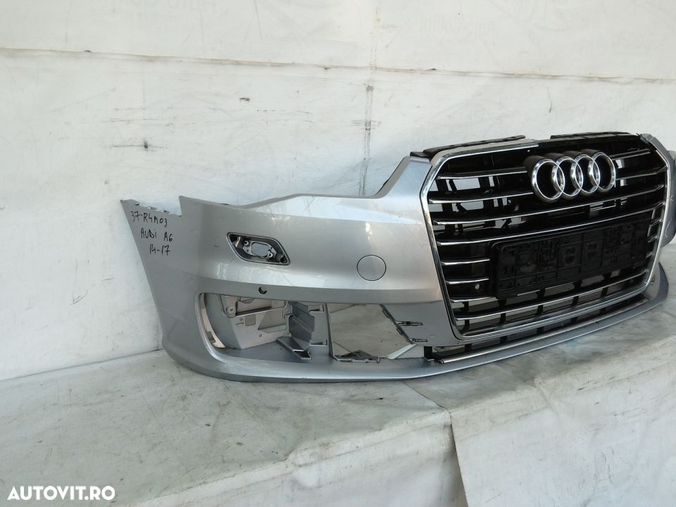 Bara fata Audi A6 model C7 Facelift An 2014-2017 cod 4G0807437 - 2