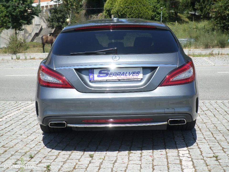 Mercedes-Benz CLS 220 d Shooting Brake AMG 9GTronic - 6