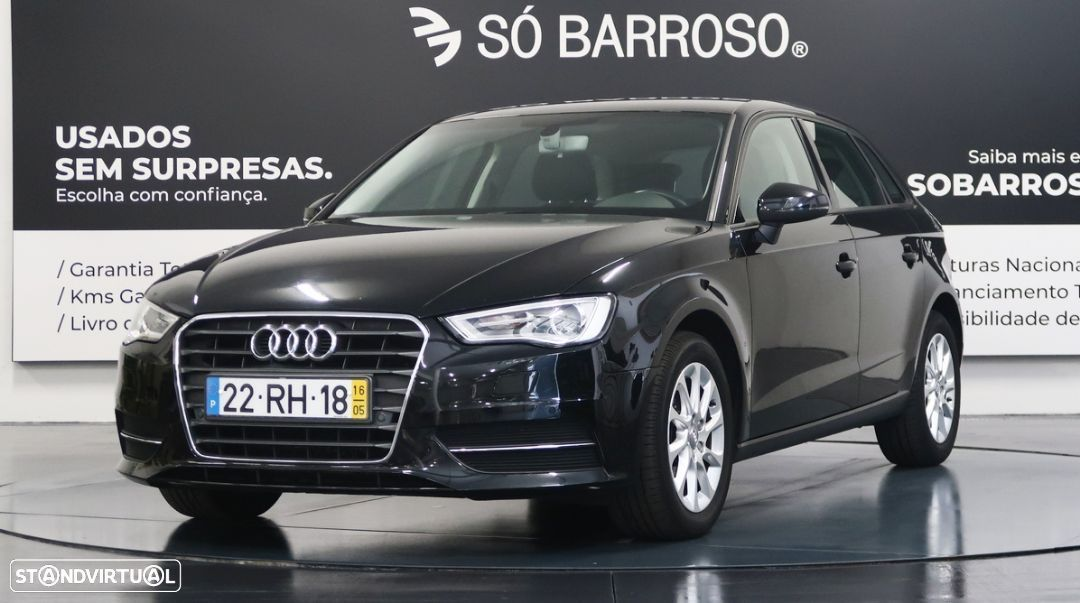 Audi A3 Sportback 1.6 TDi B.Line Attraction - 1