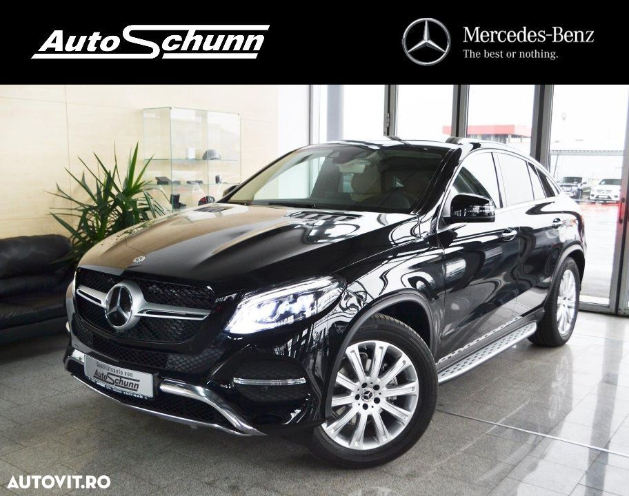 Mercedes-Benz GLE Coupe - 30