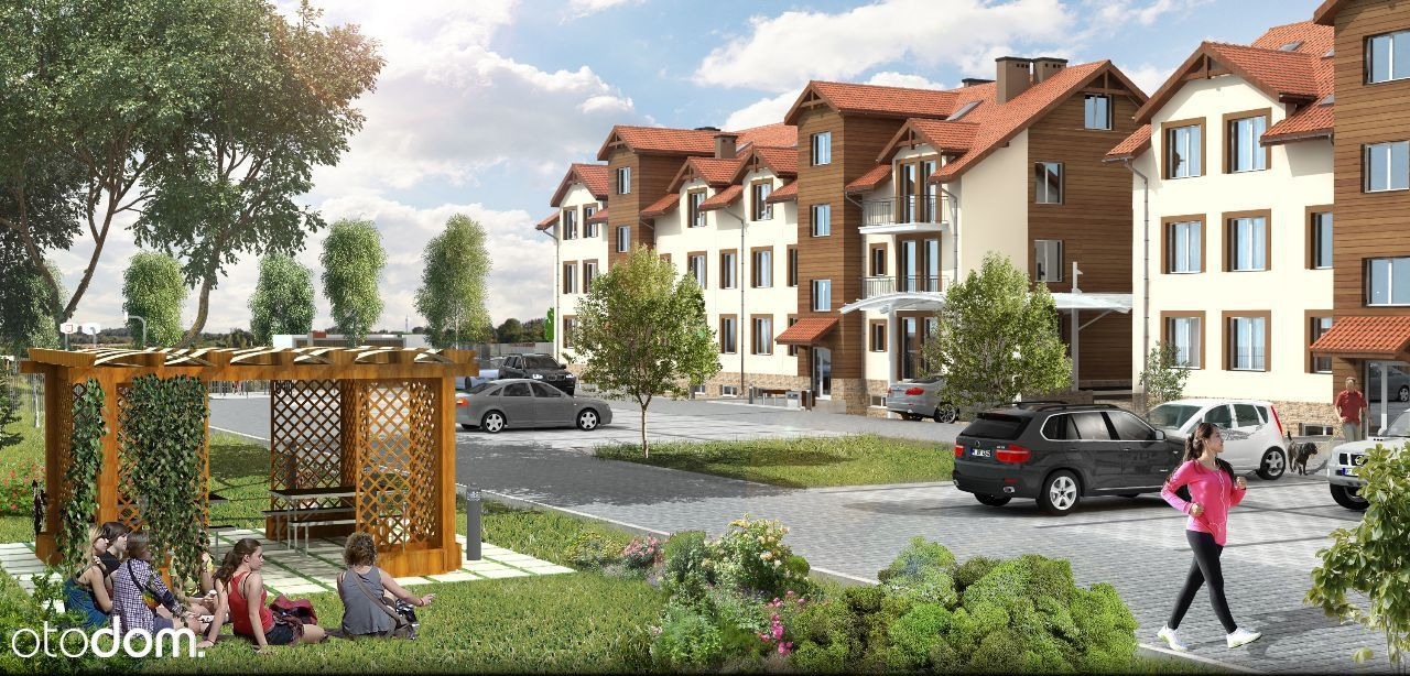 Mieszkanie na sprzedaż, Kraków, Wzgórza Krzesławickie - Foto 1003