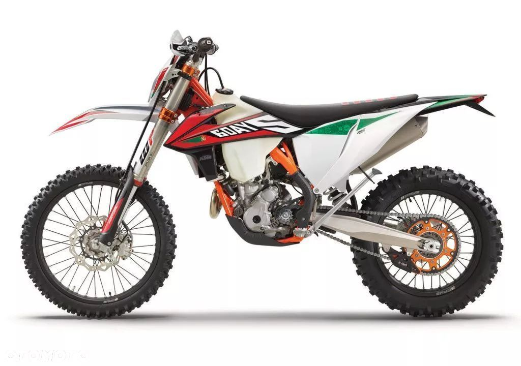 KTM EXC KTM EXC F 500 Six Days model 2020 Kraków - 1