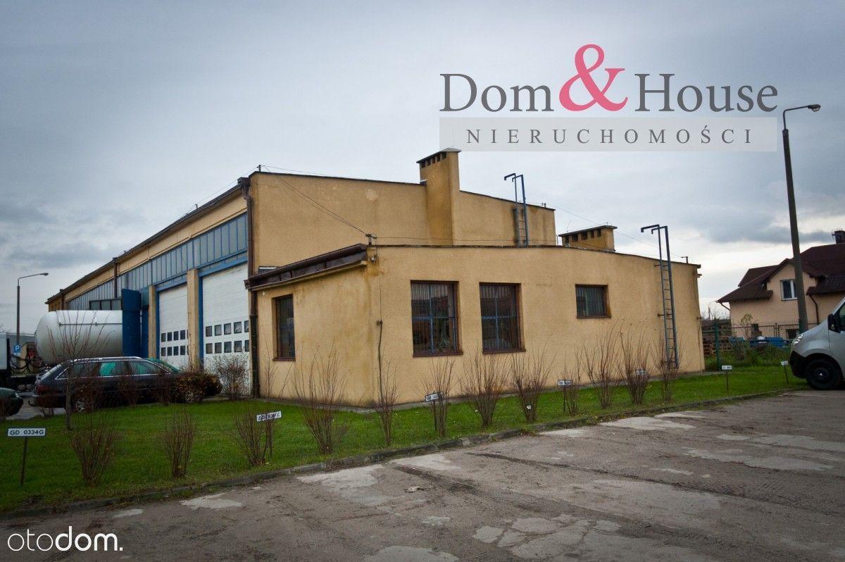 Działka na sprzedaż, Gdańsk, Rudniki - Foto 1