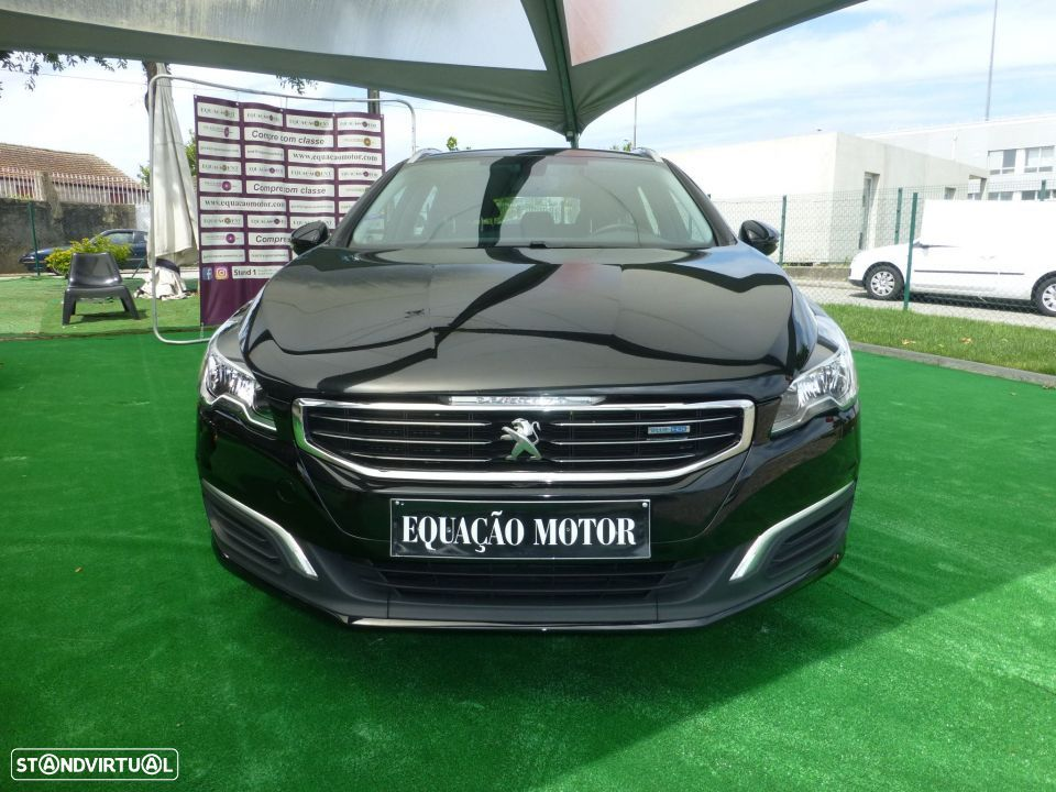 Peugeot 508 SW 1.6 HDI Active - 26
