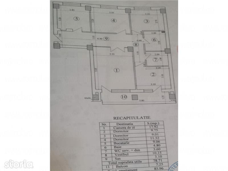 Apartament de vanzare, București (judet), Bulevardul Ion C. Brătianu - Foto 10