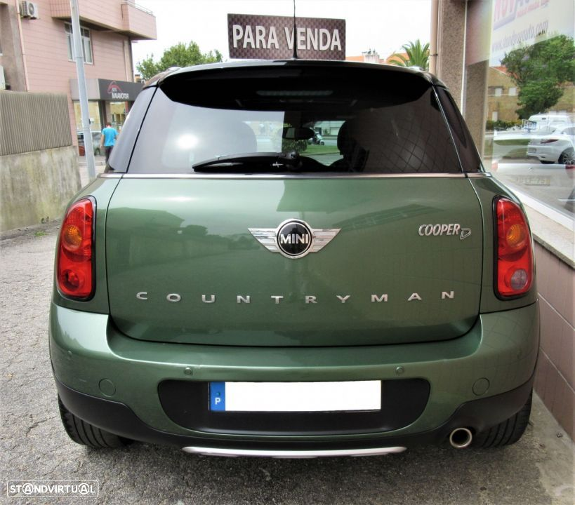 MINI Countryman Cooper D - 9
