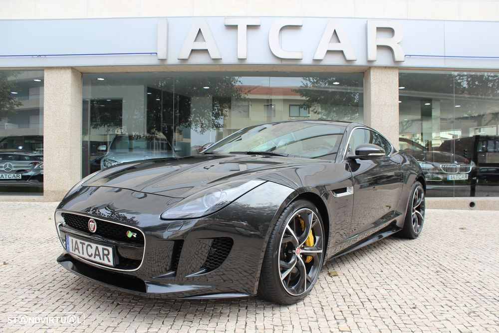Jaguar F-Type R 5.0 V8 - 1
