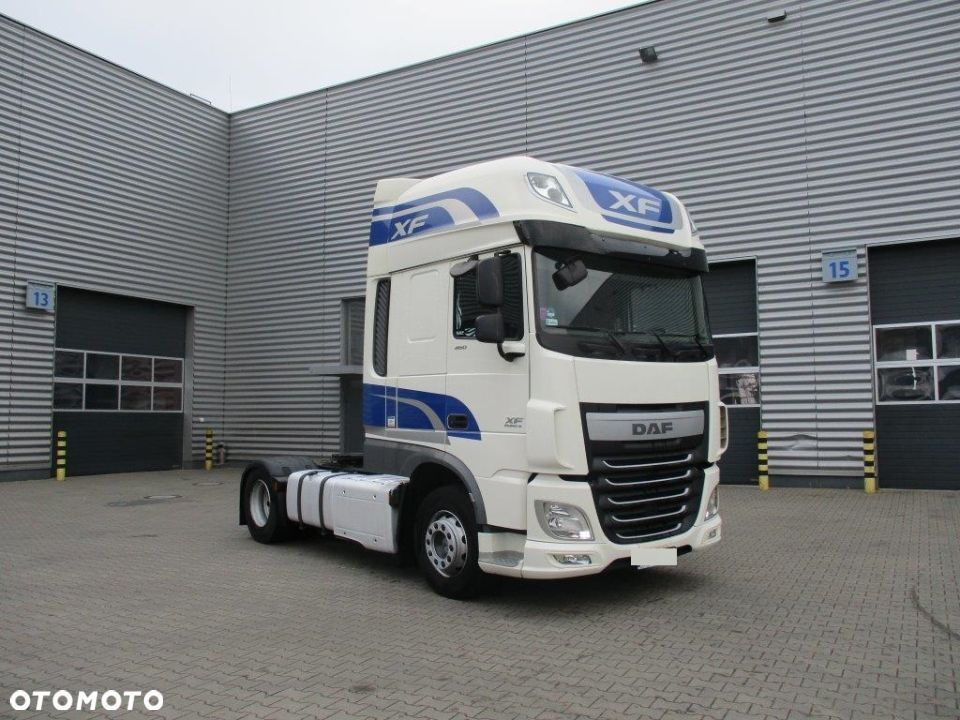 DAF XF 460 FT  SSC, automat, tempomat (19326) - 2