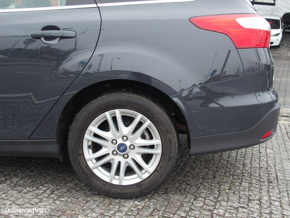 Ford Focus SW 1.6 TDCI Trend Econetic - 9