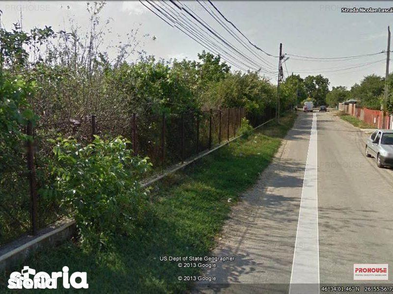 Teren de Vanzare, Bacău (judet), Șerbănești - Foto 5