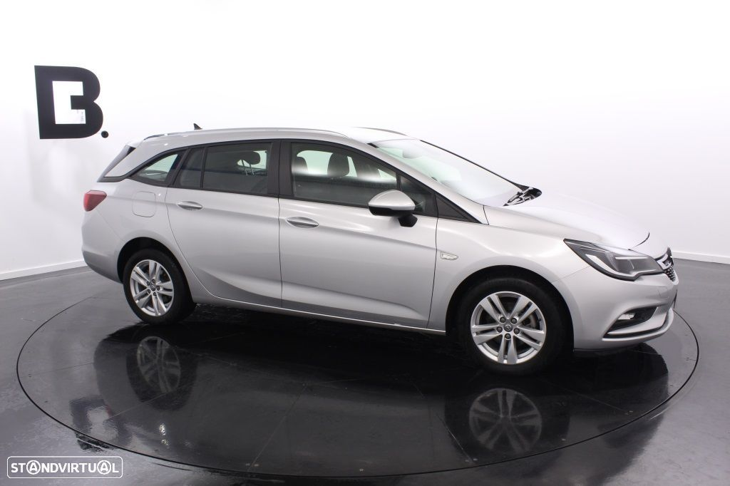 Opel Astra Sports Tourer 1.6 CDTi Edition GPS / Pack Active - 10
