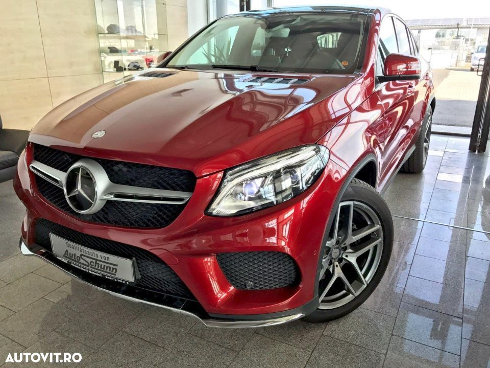 Mercedes-Benz GLE Coupe - 16