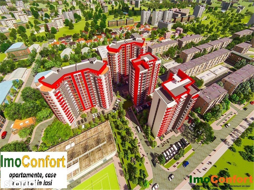 Apartament de vanzare, Iasi, Tudor Vladimirescu - Foto 12