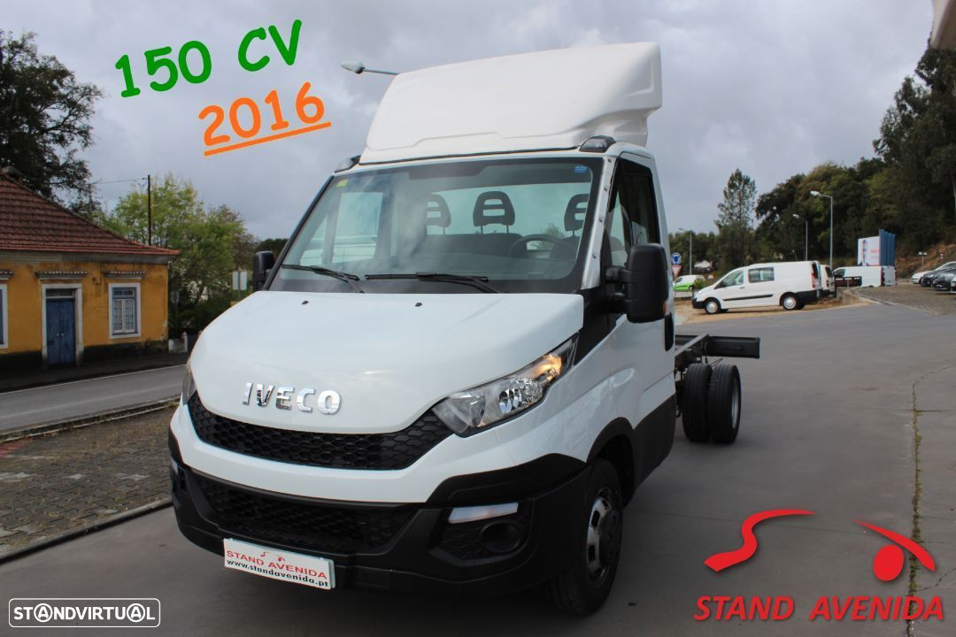 Iveco DAILY 35-150 CAB/SIMPLES - 1