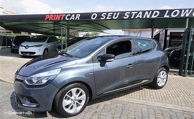 Renault Clio TCe  LIMITED - 1