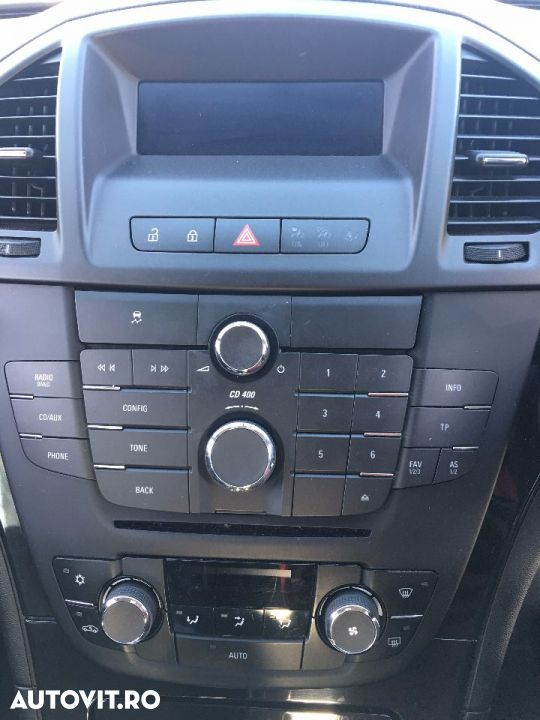 Radio CD Player CD400 Opel Astra J Insignia 2008-Prezent - 1