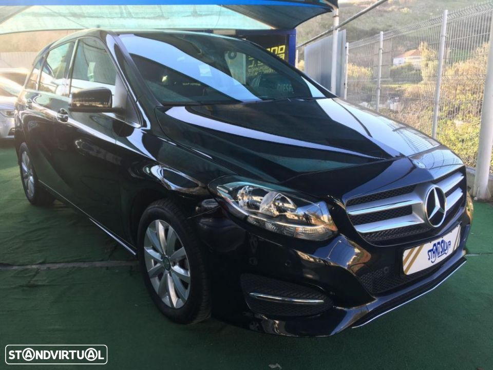 Mercedes-Benz B 180 CDi Style+ GPS - 1