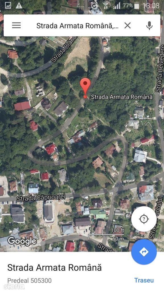 Teren de Vanzare, Brașov (judet), Strada Armata Română - Foto 5
