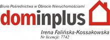 To ogłoszenie lokal użytkowy na wynajem jest promowane przez jedno z najbardziej profesjonalnych biur nieruchomości, działające w miejscowości Toruń, Mokre: Biuro Pośrednictwa w Obrocie Nieruchomościami Dominplus
