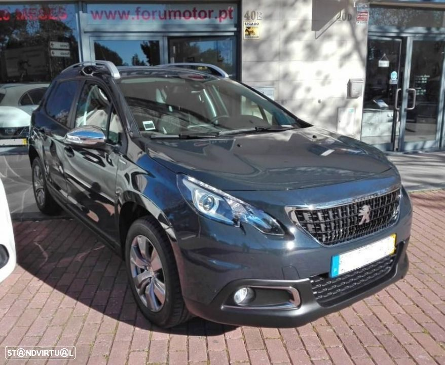 Peugeot 2008 Style 1.2 PureTech c/ Pack Visibilidade - 16