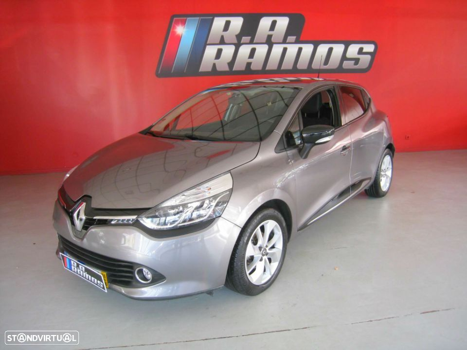 Renault Clio 0.9 TCe Limited GPS (90cv) - 1