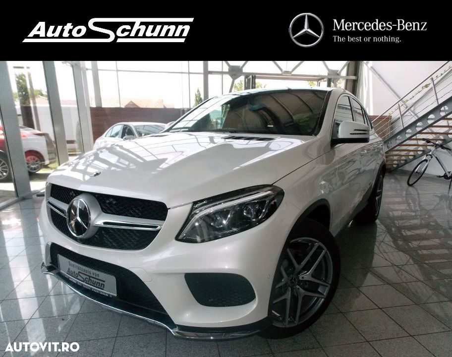 Mercedes-Benz GLE Coupe - 27