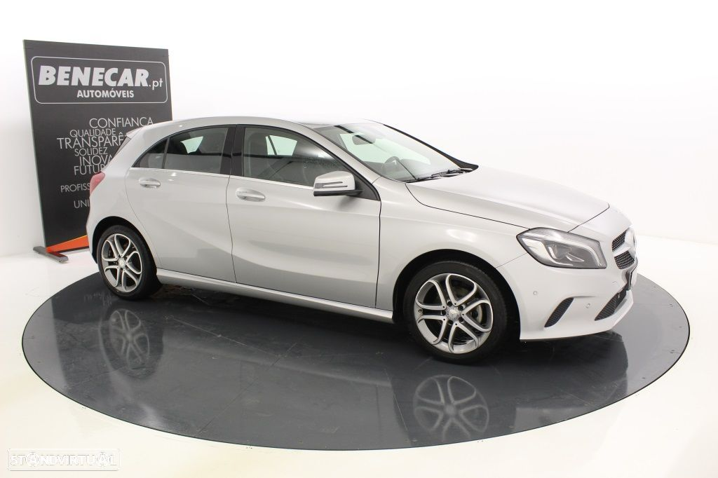 Mercedes-Benz A 180 CDi Urban - 10
