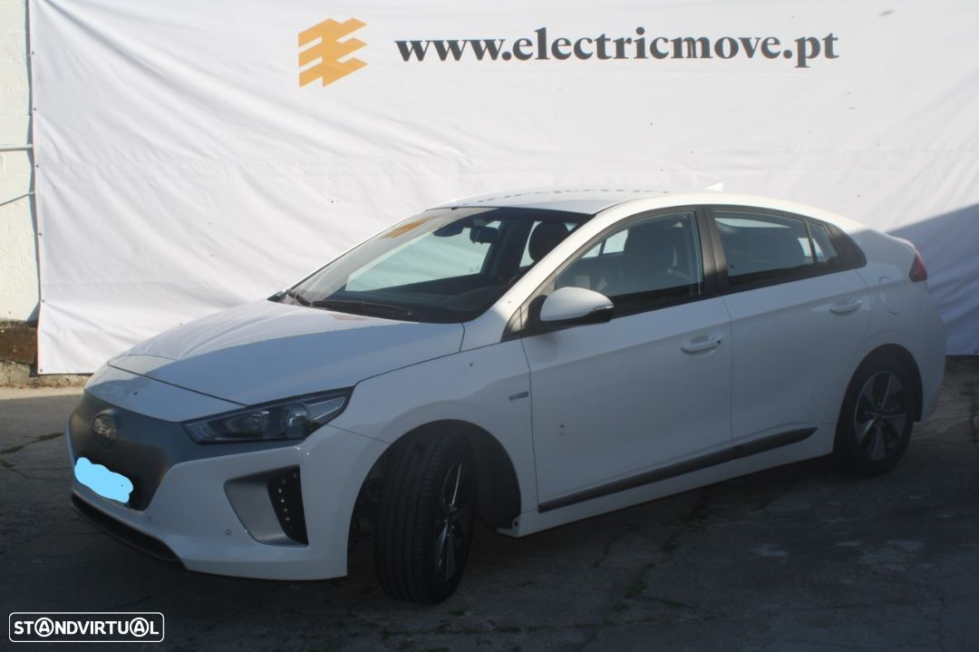 Hyundai Ioniq Electric   creative - 5