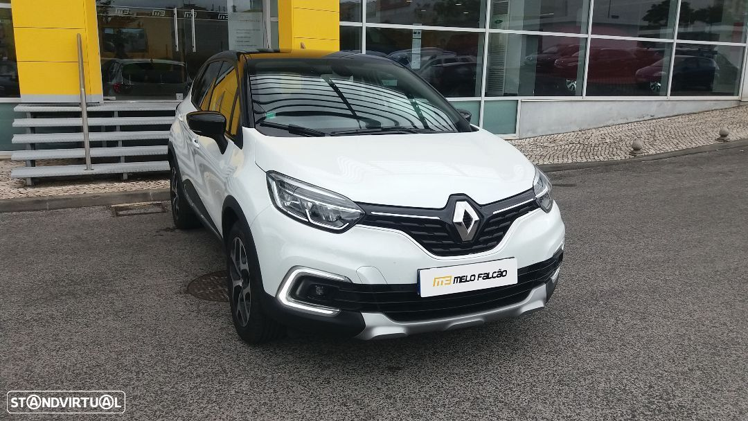 Renault Captur Exclusive Energy 1.5 DCI 90 - 1