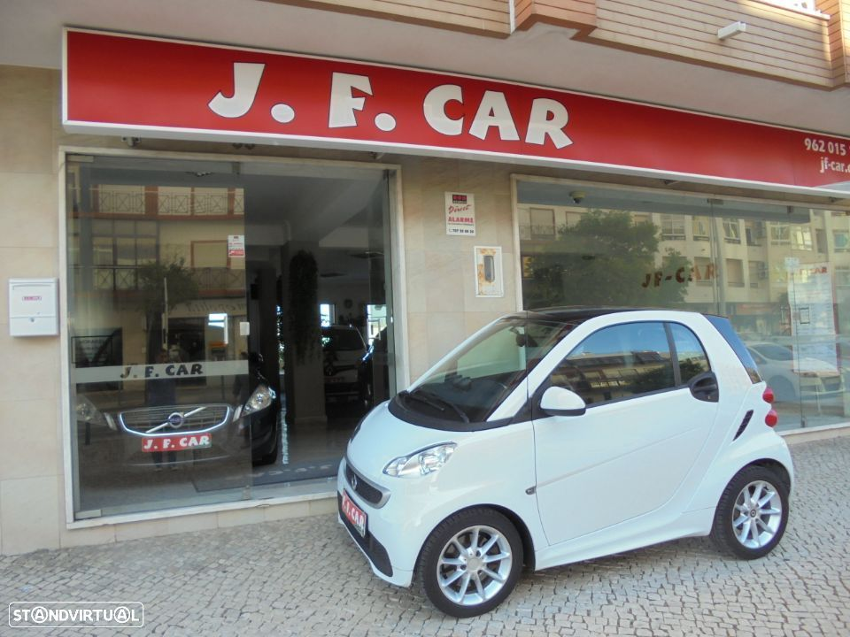 Smart ForTwo CDI PASSION GPS - 25