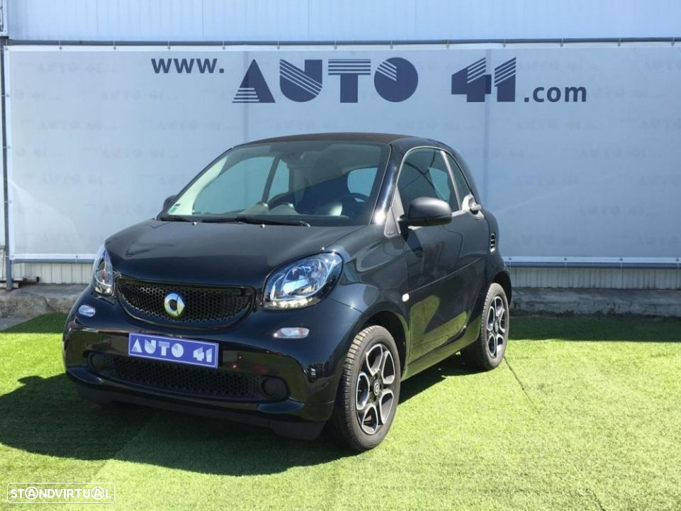 Smart ForTwo 1.0 71 passion - 1
