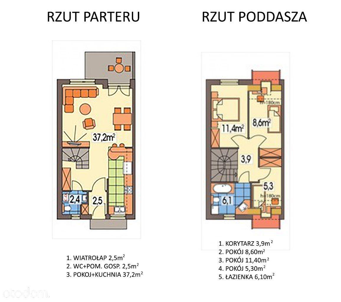 Dom na sprzedaż, Kębłowo, wejherowski, pomorskie - Foto 7