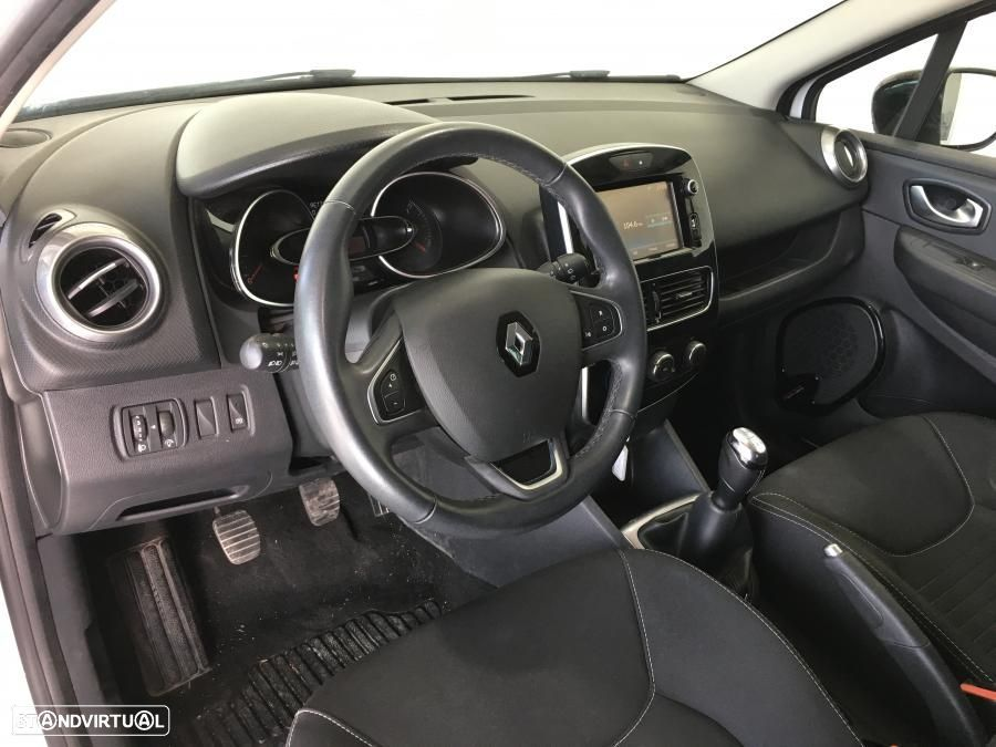 Renault Clio 0.9 TCe Limited GPS 90cv - 4