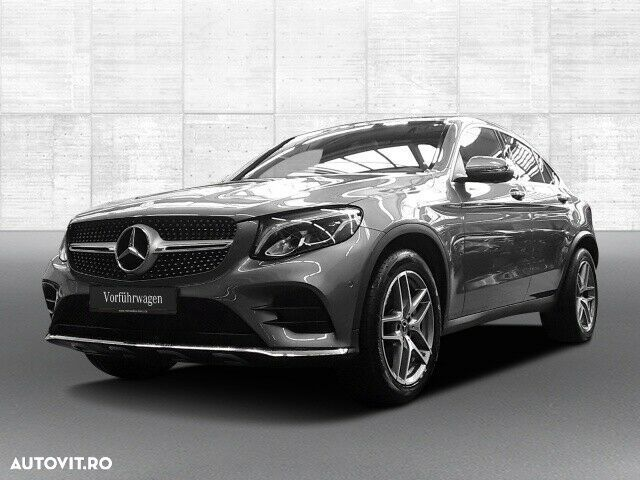 Mercedes-Benz GLC Coupe - 1