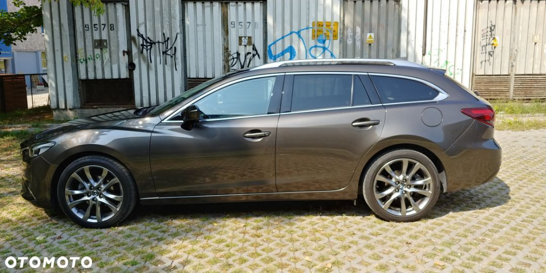 Mazda 6 Mazda6 model 2017, SkyPASSION, 2.5 192 KM 6 AT - 1
